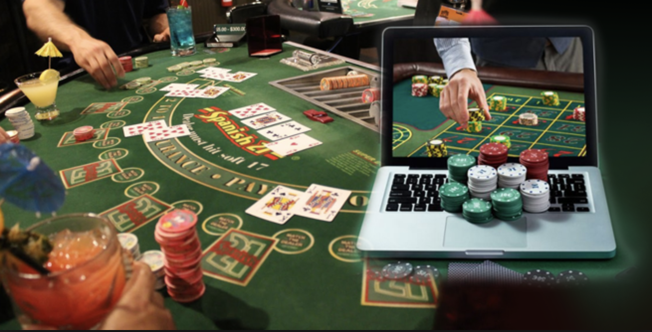 Play at Online and Physical Casinos